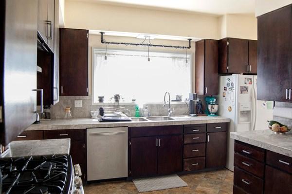 Kitchen Before & Inspiration