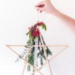 Make DIY Star Holiday Decor