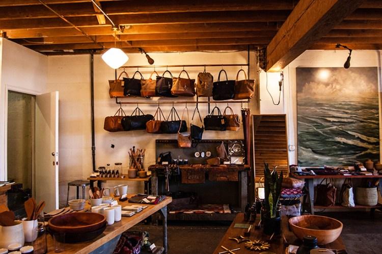 Portland Shop Beam & Anchor