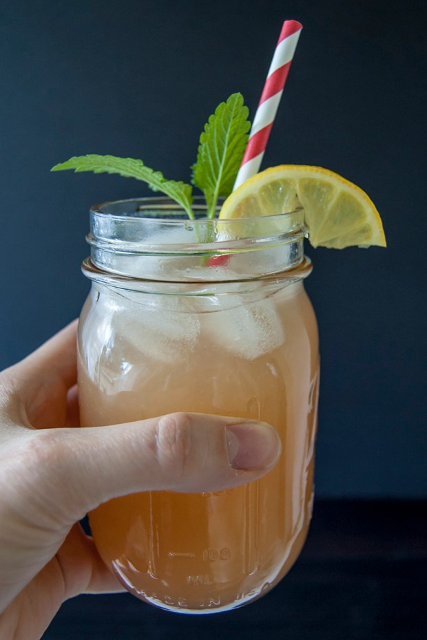 grapefruit arnold palmer cocktail recipe