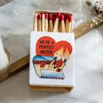Valentine's Day Matchboxes