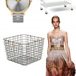 Outfits and Interiors: Mixed Metals