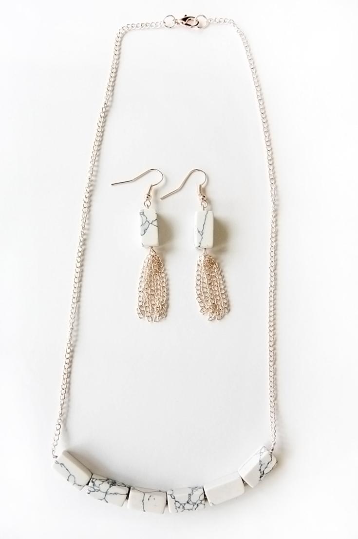 marble jewelry