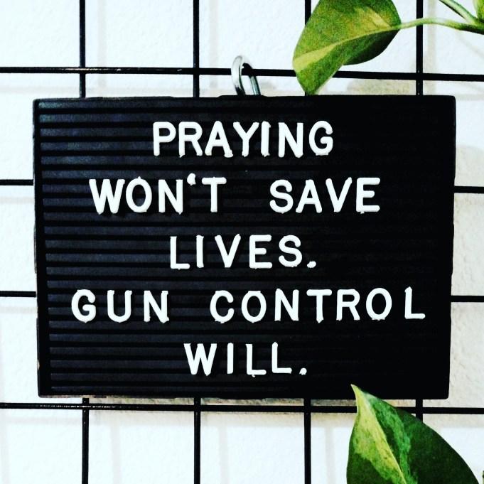 The US needs better gun control