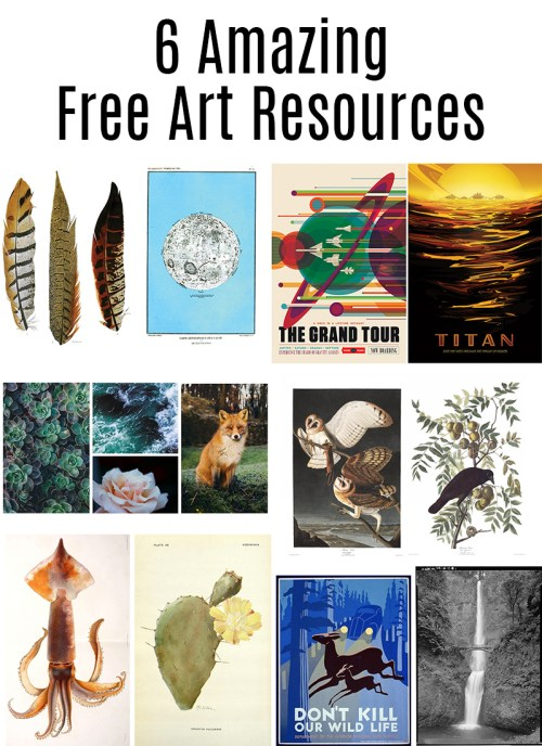 Nearly Free Art For Dorm Rooms And Beyond