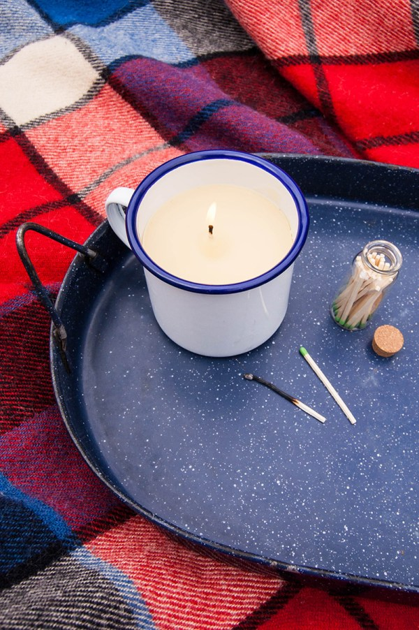 How to Make Your Own DIY Citronella Candles