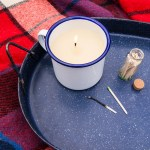 How to Make DIY Citronella Candles