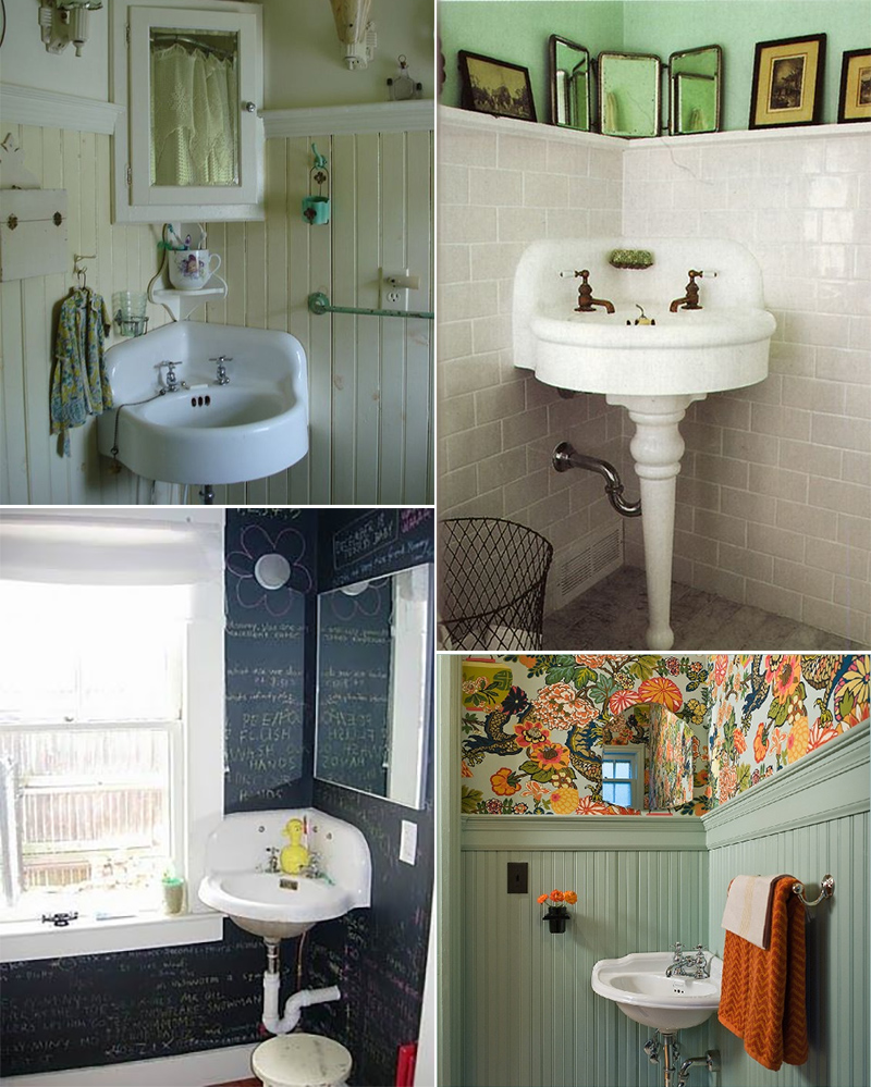 Salvaged Bathroom Fixtures. Interesting Carnival With Salvaged ...