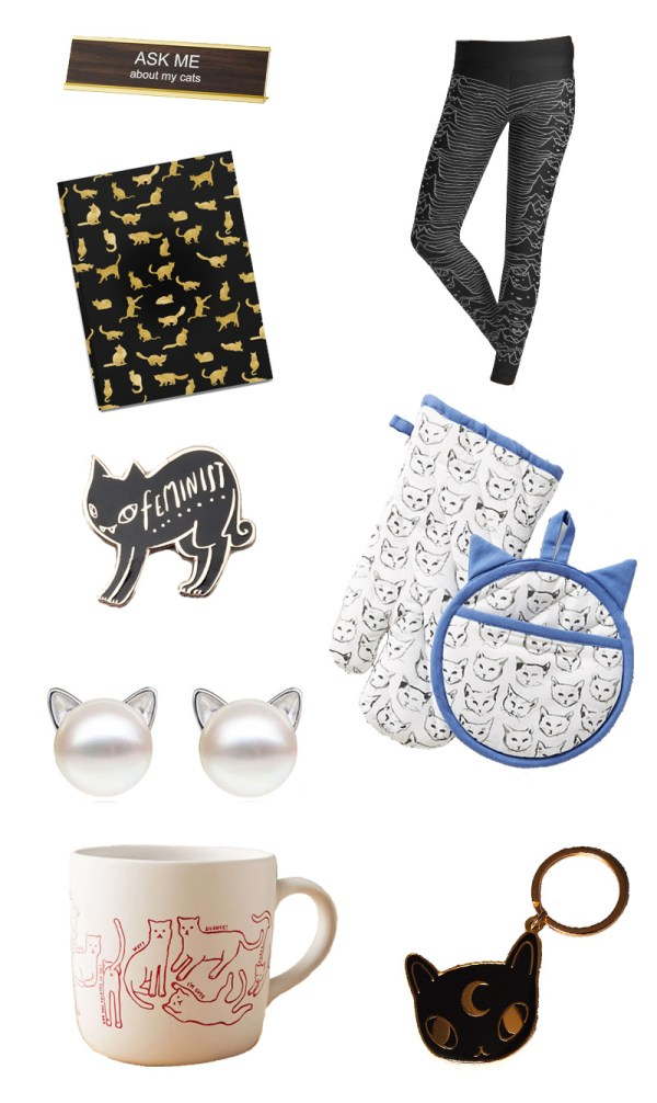 Classy Cat Lady Gift Ideas