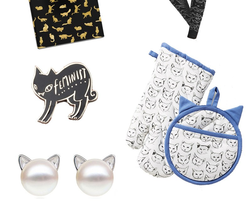gift ideas for the classy cat lady