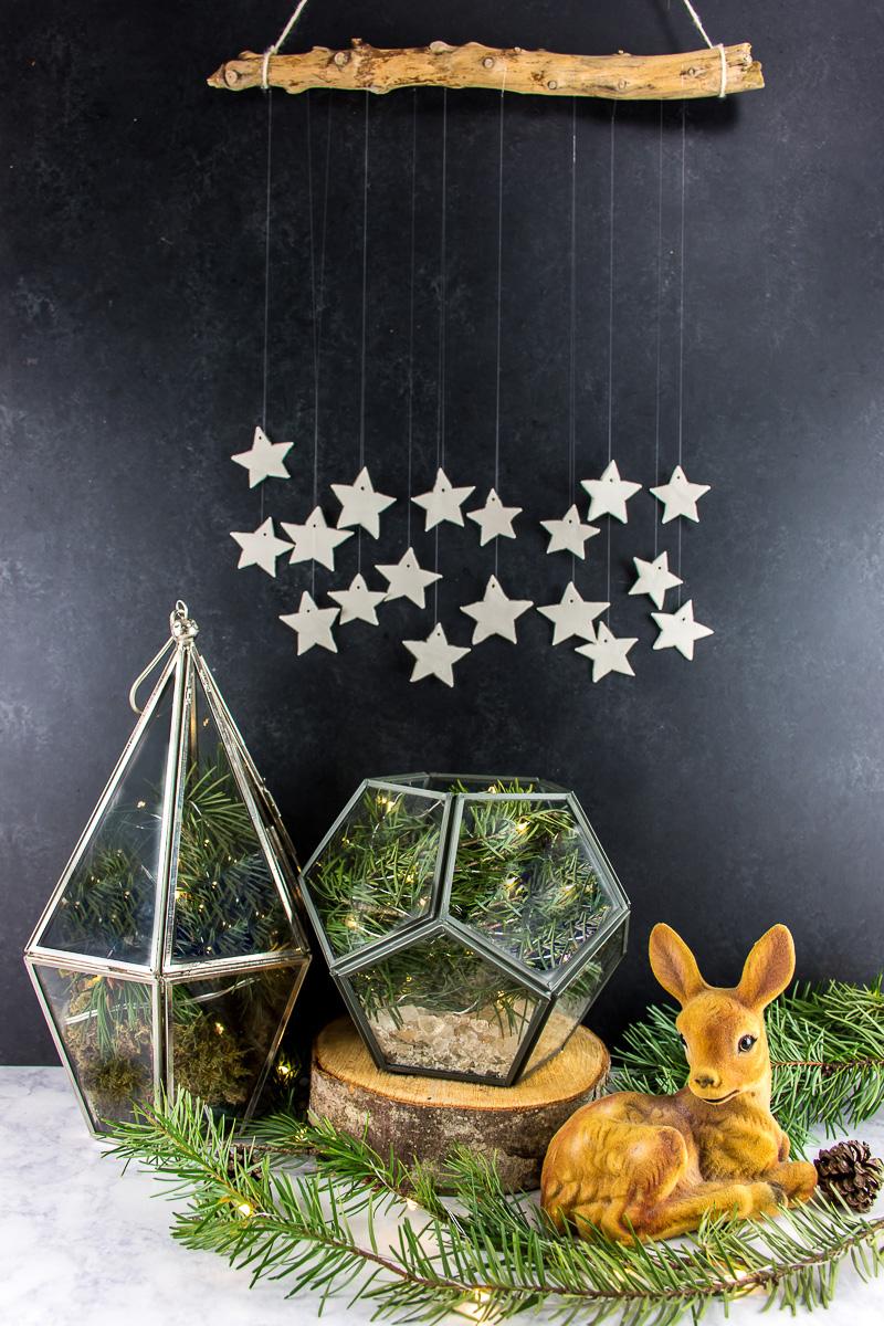Hanging Star Christmas Lights