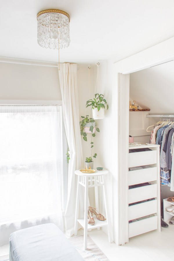 The Final Reveal of My Closet Makeover