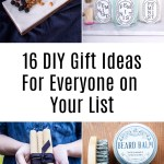 Want to DIY your gifts this year? Here are 16 tutorials for gifts you can make yourself. #DIY #GiftIdeas #christmas #holidays