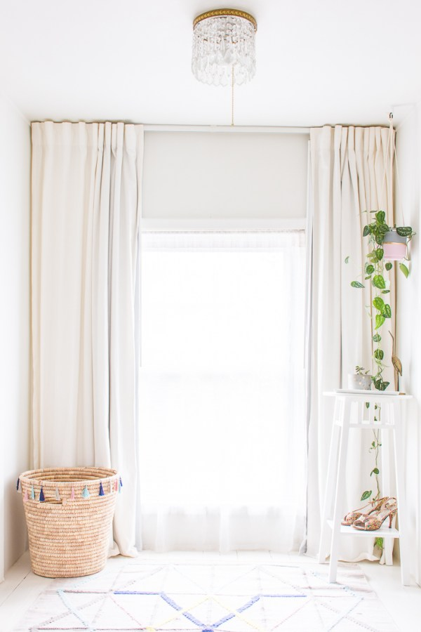 Hanging Curtains Right to Make Your Windows Look Bigger
