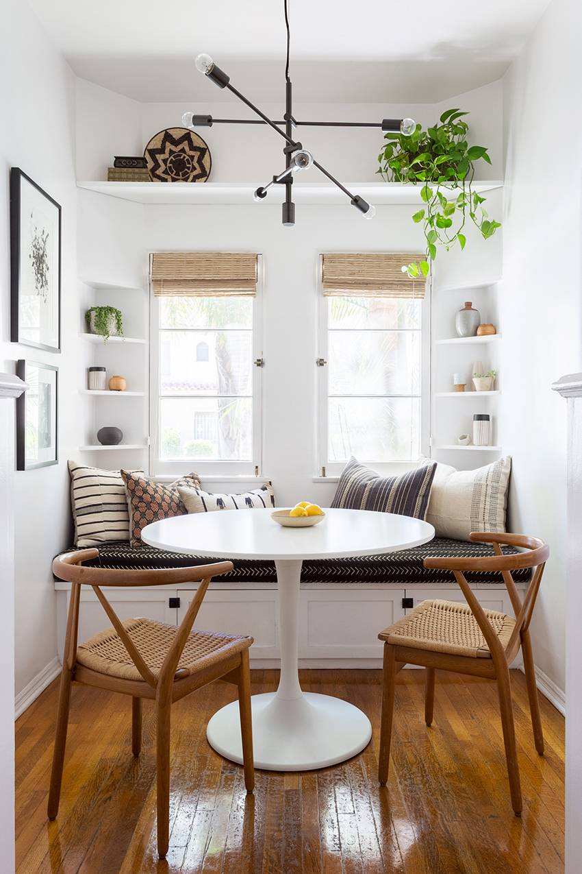 Breakfast Nook Update Inspiration