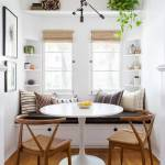 Breakfast nook inspiration #decor #homedecor