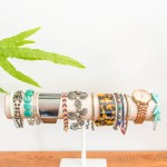 Store Your Jewelry on a DIY Bracelet Storage Display Bar