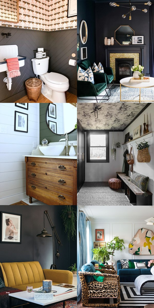 My Favorite Fall 2018 One Room Challenge Spaces