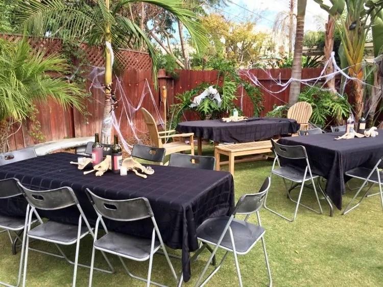 Halloween Party Ideas Outdoor 1 Diy Inspired