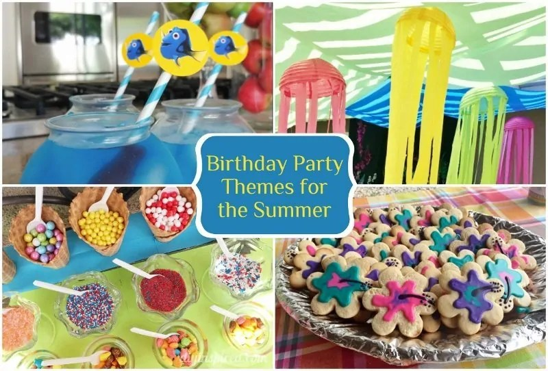 birthday party ideas party
