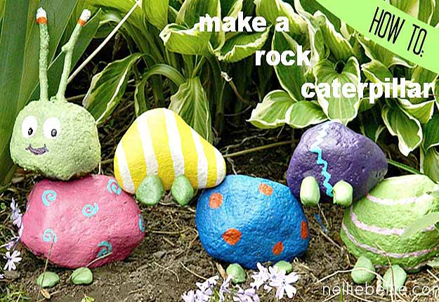 23 Incredibly Fun Outdoor Crafts For Kids Page 4 Of 5 DIY Joy