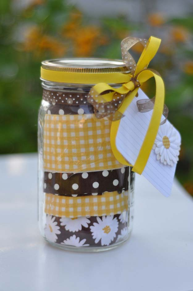 53 Coolest DIY Mason Jar Gifts Other Fun Ideas In A Jar