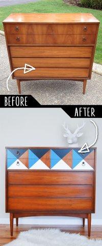 36 DIY Furniture Makeovers - DIY Joy