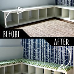 Cheap Kitchen Trash Can Farmhouse Table And Chairs 18 Clever Cool Diy Furniture Hacks - The Art In Life