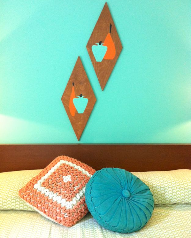 Wall Art Diy Outstanding 27 Outrageously Beautiful Projects That Will Enhance 8