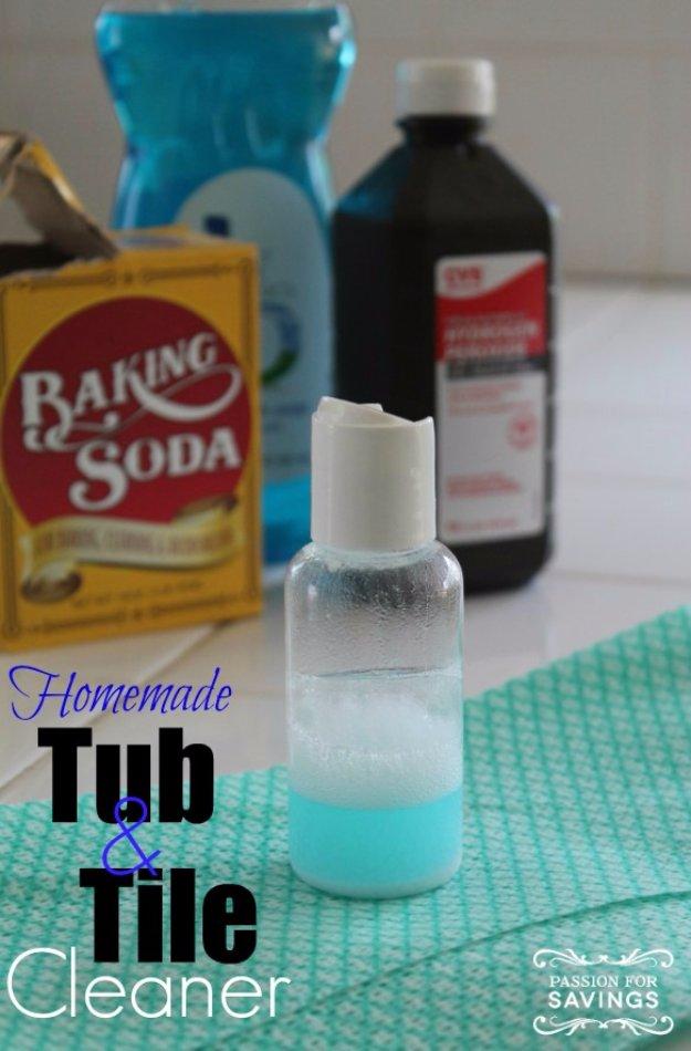 41 Best Homemade Cleaner Recipes DIY Joy