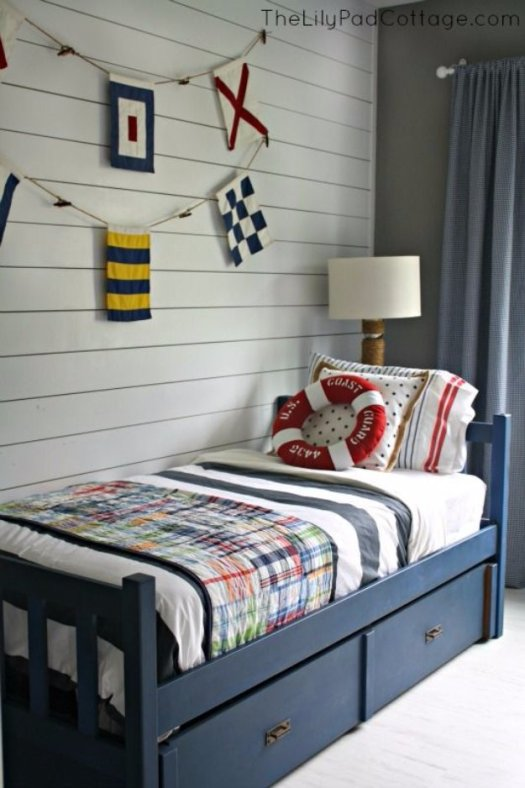Diy Chalk Paint Furniture Ideas With Step By Tutorials Annie Sloan Painted Bed