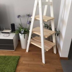 Kitchen Ladder Bakers Rack 50 Diy Pallet Furniture Ideas