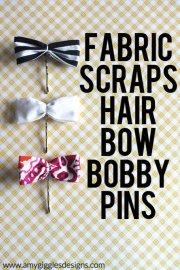 crafty ideas leftover fabric