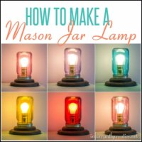 32 DIY Mason Jar Lighting Ideas - DIY Joy