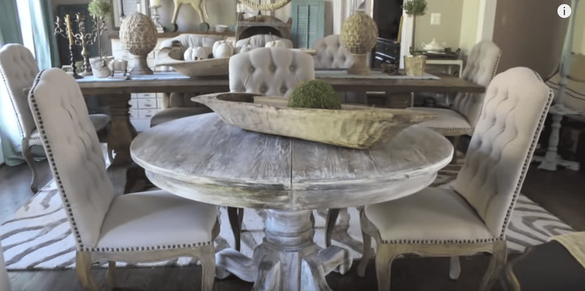 Get The Weathered Wood Look for Your Furniture  Chalk