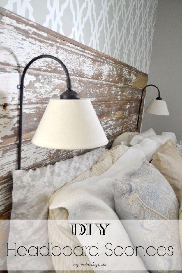 31 Fabulous DIY Headboard Ideas for Your Bedroom