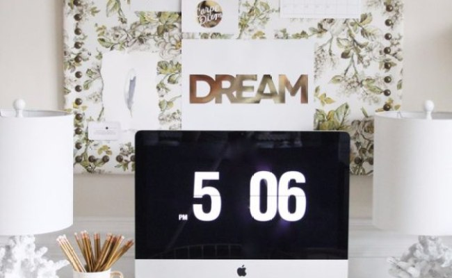 38 Brilliant Home Office Decor Projects