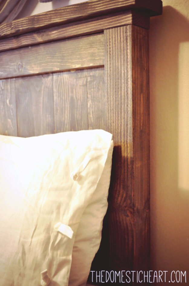 31 Fabulous Diy Headboard Ideas For Your Bedroom