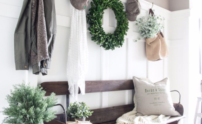 35 Impressive Diys You Need At Your Entry