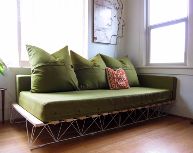35 Super Cool Diy Sofas And Couches Page 2 Of 4 Joy. Diy Sofa Storage Sectional : platform sectional sofa - Sectionals, Sofas & Couches