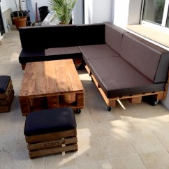 Two Seater Garden Table And Chairs Tell City 4526 35 Super Cool Diy Sofas Couches