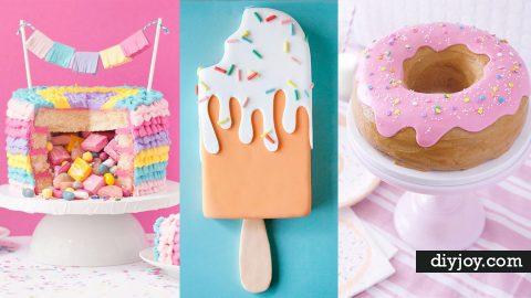 41 Best Homemade Birthday Cake Recipes