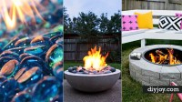 31 DIY Outdoor Fireplace and Firepit Ideas