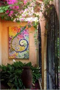 26 Creative DIY Projects Made With Broken Tile - DIY Joy