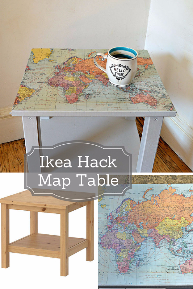 camping chairs with side table fishing chair and umbrella 75 more ikea hacks that will blow you away