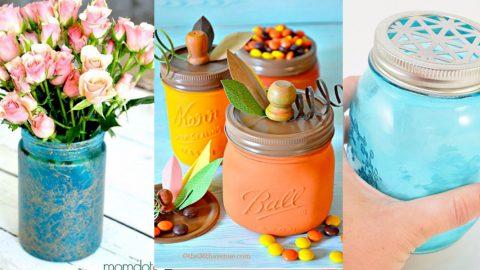 31 mason jar crafts