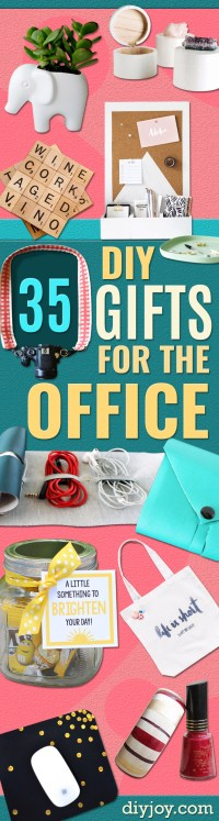 35 Cheap and Easy Gifts for The Office