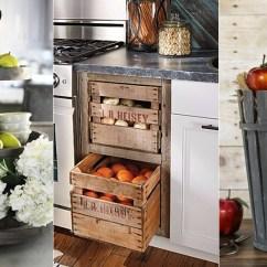 Cheap Kitchen Decor Red Mat 31 Diy Farmhouse Ideas For Your