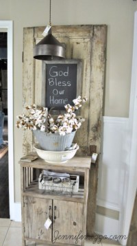 31 DIY Farmhouse Decor Ideas For Your Kitchen