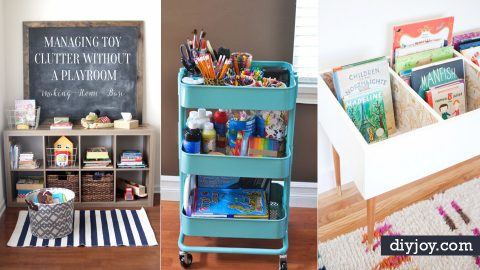 30 diy organizing ideas